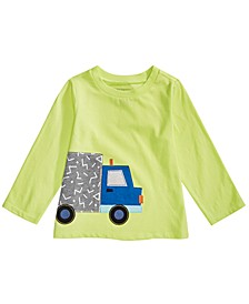 Baby Boys Truck-Print T-Shirt, Created for Macy's