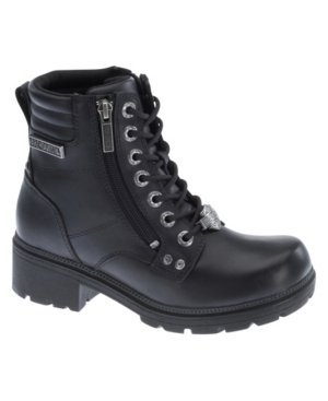 Harley Davidson Women's Inman Mills Casual Boot Women's Shoes