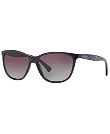 Ralph Polarized Sunglasses, RA5179 56 RA5179