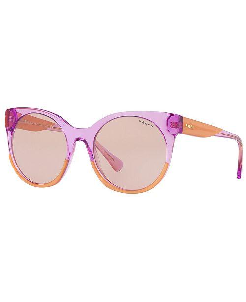 Ralph by Ralph Lauren Ralph Sunglasses, RA5246 55