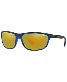 Arnette Men's Grip Tape Sunglasses, AN4246