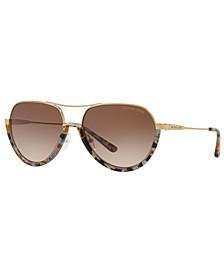 Sunglasses, MK1031 58 AUSTIN