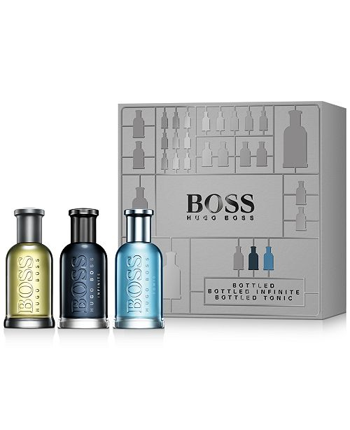 Hugo Boss Men's 3-Pc. BOSS Gift Set