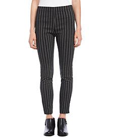 Karen Kane Piper Striped Skinny Pants