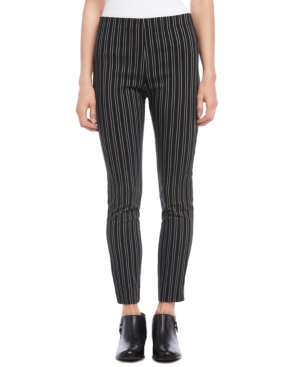 Karen Kane Pants PIPER STRIPED SKINNY PANTS