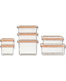 14-Piece Food Storage Container Starter Pack