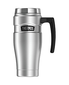 16-Ounce Stainless King Vacuum-Insulated Travel Mug