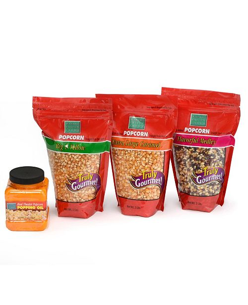 Wabash Family Farms Wabash Valley Farms Classic Popcorn Variety Pack