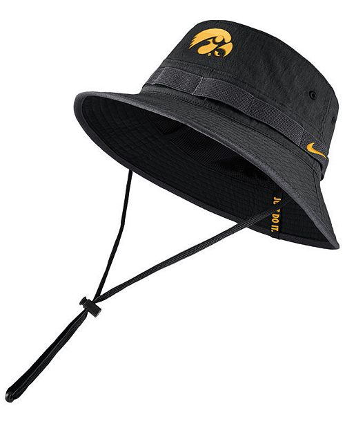 Nike Iowa Hawkeyes Sideline Bucket Hat