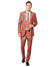 Men's Christmas Trees Christmas Suit