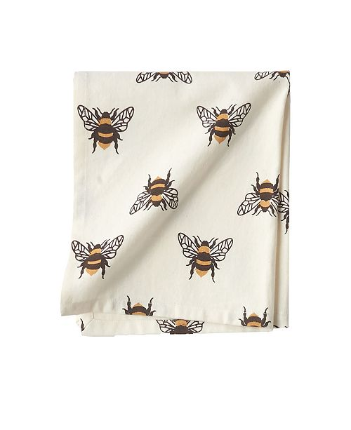 C&F Home C F Home Bumble Bee Napkin, Set of 6