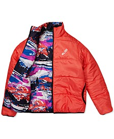 Men's Alpine Divine Reversible Puffer Jacket