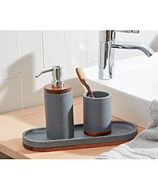 Desert Caravan 3-Pc. Bath Accessory Set
