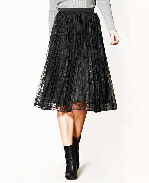 Pink Martini Collection Pink Martini Express Yourself Skirt