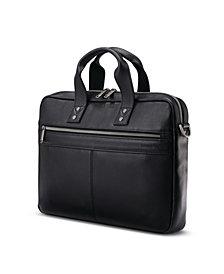 Samsonite Classic Leather Slim Brief