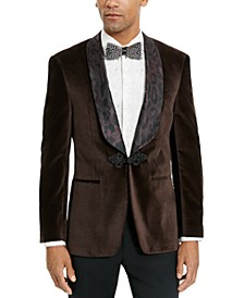 Men's Velvet Dinner Jacket