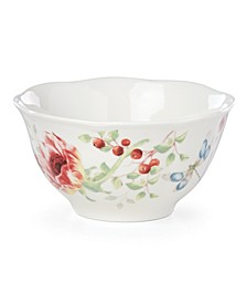 Butterfly Meadow Red Dragonfly Rice Bowl, Created for Macy's