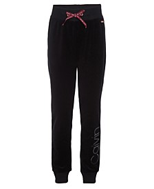 Big Girls Velour Jogger Pants