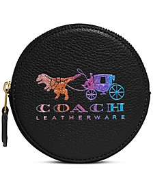 Rexy and Carriage Coin Case