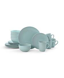 Ellie 16 Pc Dinnerware Set
