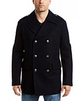 Men's Wool & Wool Blend Jackets & Coats - Macy's