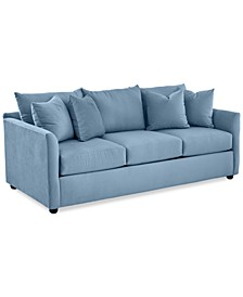 "Inia 85"" Fabric Sofa"