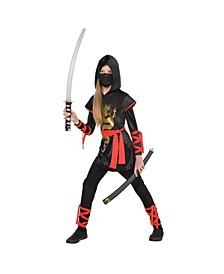 Big Girls Ultimate Ninja Costume