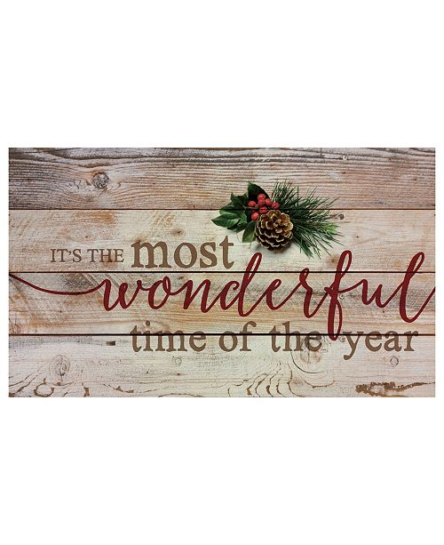 P Graham Dunn Wonderful Time Of The Year Wall Art