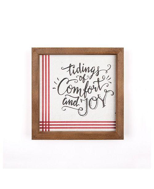 P Graham Dunn Tidings Of Comfort And Joy Wall Art