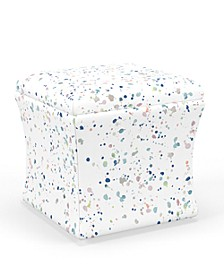 Whim Collection Skylar Storage Ottoman, Quick Ship, Created for Macy's