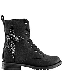 Toddler, Little and  Big Girls Vanni Fashion Bootie