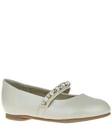 Nataly-T Toddler Girls Ballet Shoe