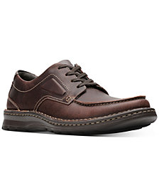 Clarks Men's Vanek Casual Oxfords