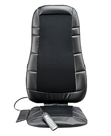 C5 Shiatsu Massaging Seat Topper with Heat