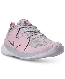 Big Girls Flex Contact 3 Running Shoes from Finish Line