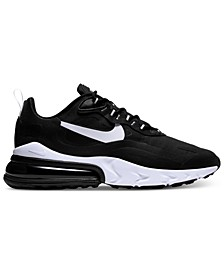 Men's Air Max 270 React Op Art Casual Sneakers from Finish Line