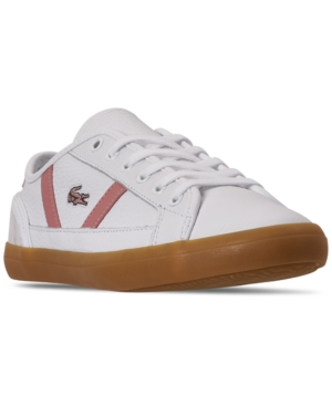 Lacoste Sneakers WOMEN'S SIDELINE 319 1 CASUAL SNEAKERS FROM FINISH LINE
