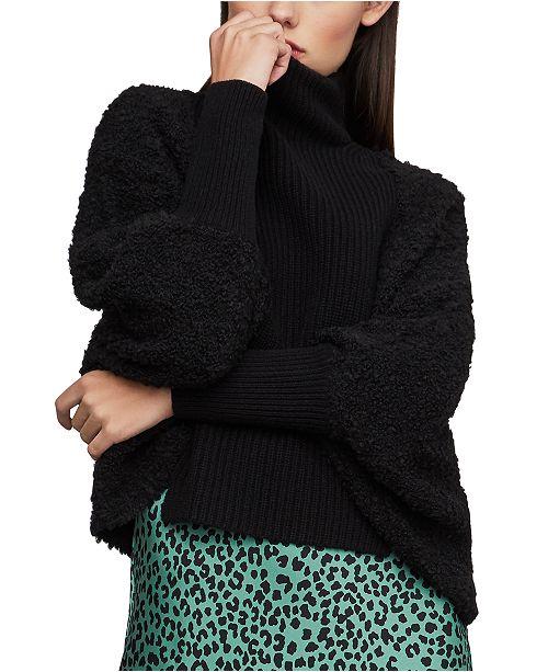 BCBGMAXAZRIA Turtleneck Sweater