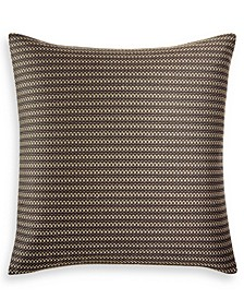 Linear Chevron European Sham, Created for Macy's