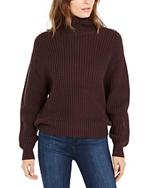 Millie Cotton Turtleneck Sweater