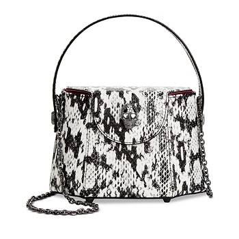 Betsey Johnson Vintage Vibes Top Handle Crossbody Bag
