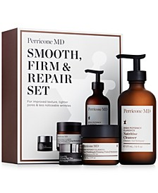 Created For Macy's  3-Pc. Smooth, Firm & Repair Set