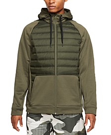 Men's Therma Zip Training Hoodie