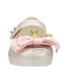 Toddler and Little Kids Girls Ultragirl Princess Bow Me B Shoe