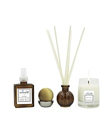 River Moss 4-Piece Luxury Fragrance Set