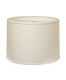Slant Retro Drum Hardback Lampshade with Washer Fitter Collection