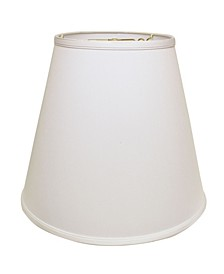Slant Extra Deep Empire Hardback Lampshade with Washer Fitter