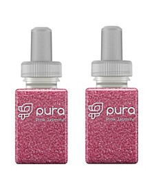 Fragrance Refill Set Of 2 Pink Jasmine