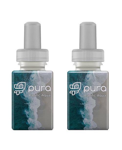 Pura Fragrance Refill Set of 2 Pacific Aqua