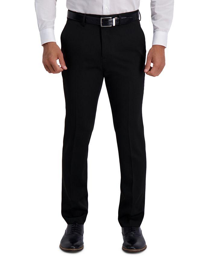 Kenneth Cole Reaction - Men's Slim-Fit Stretch Dress Pants